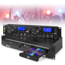 More details for pd x350 dj dual twin cd usb player 19