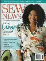 Sew News  Spring 2021