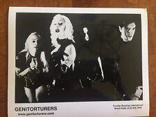 Press Photo Genitorturers band  - 8x10