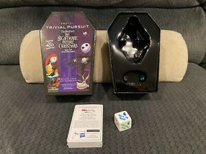 Nightmare Before Christmas Trivial Pursuit Game New Very Nice