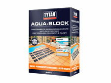 TYTAN Aqua-block Trattamento Impermeabilizzante Anti-infiltrazioni Terrazzi - Trasparente