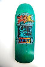 SHUT Zoo York OG Rat Skateboard Deck NOS