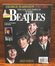 The Life & Times of the Beatles Collector's Edition Paperback Magazine 2002 READ