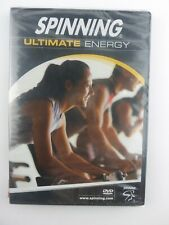 Spinning: Ultimate Energy (DVD, 2012) New Sealed