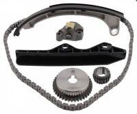 Timing Chain Kit Fits Nissan Micra K12 1.2 05 To 10 BGA 13025AX011 13028AX001