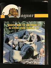 "Jaguar Models 1/35 ""Which Way To The Front?"" Gr Steyr 1500 2 Riders(Resin)-63130"