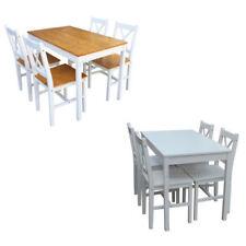 Sets de sillas y mesas de pino para el hogar