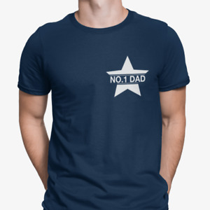 No1 dad tshirt, Fathers day gift, fathers day tshirt, 1st fathers days gift