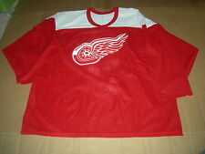 NICKLAS LIDSTROM Detroit Red Wings,CCM MEGA-LOGO Adult L/XL Jersey, VALUE GIFT