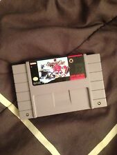 NHL Stanley Cup (Super Nintendo, 1994) SNES GAME ! Free shipping ! Classic Cart!