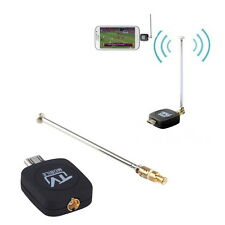 DVB-T Micro USB Tuner Mobile TV Receiver Stick For Android Tablet Pad Phone le