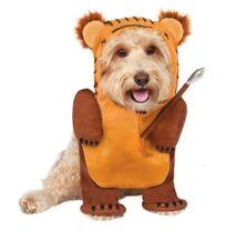 Rubie's Star Wars Ewok Pet Costume - Size L - Brand New