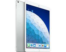Apple iPad Air (3rd Generation) 64GB, Wi-Fi + 4G Unlocked, 10.5-inch - Silver