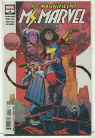 The Magnificent Ms. Marvel #4 NM Marvel Comics MD10