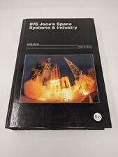 IHS Jane's Space Systems & Industry 2015-2016 - MINT CONDITION
