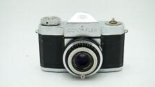 ZEISS IKON Contaflex 35mm Film Camera