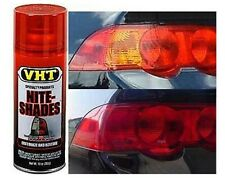 Redout Taillight Tint Tail Head Light Tint Spray Lens Amber Yellow JDM film VHT