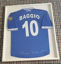QUADRO MAGLIA BAGGIO BRESCIA STAGIONE 200/2001