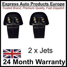 2 x Front Windscreen Window Wiper Washer Jet FORD 1404820 Pair