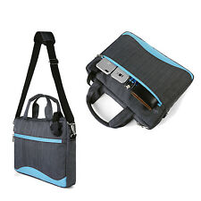 """13"""" Laptop Tablet Messenger Bag Sleeve Pouch Briefcase for 13.3"""" MacBook Air"""