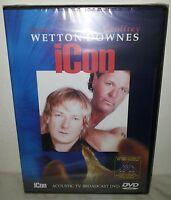DVD JOHN WETTON / GEOFFREY DOWNES - ICON - NUOVO - NEW