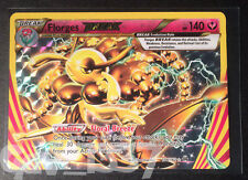 Florges Break #104/162 XY BreakThrough - NM-MINT - Full Art Ultra Rare Pokemon