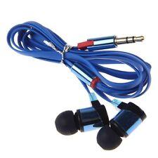 Markenlose Kopfhörer in Blau