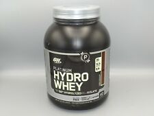 Platinum Hydro Whey, Turbo Chocolate, 3.5 lbs (1.59 kg) *Brand New*