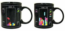 Heat Changing Mug TETRIS Cup Coffee Sensitive Magic Tea Hot Reactive Cold