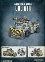 Warhammer 40k - Genestealer Cults Goliath - Brand New in Box! - 51-53