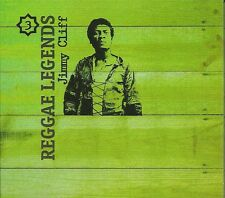 JIMMY CLIFF Reggae Legends 3 PROMO CD Trojan REGGAE Ska NEW/UNPLAYED