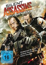 Silent Assassins - Lautlose Killer ( Action-Thriller ) mit Christian Slater NEU
