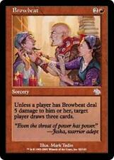 BROWBEAT Judgment MTG Red Sorcery Unc