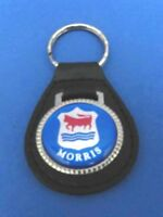 AUSTIN MORRIS AUTO LEATHER KEYCHAIN KEY CHAIN RING FOB #082