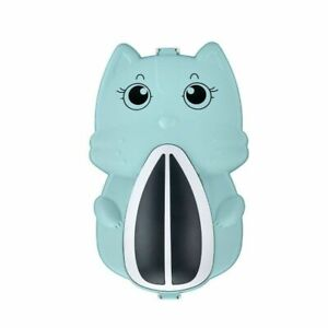 Cartoon Squirrel Shaped Large Capacity Fruit Box Container For Snacks And Fruits