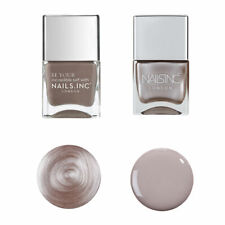 Nails Inc: Show Stopping Style and Porchester Square Foil 14ml Each