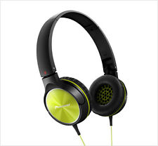 Pioneer Fully Enclosed Dynamic Headphone - Black/yellow Fast Delivery