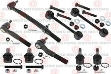 "Tie Rods Ball Joints Stabilizer Bar Link 6.85"" For F-250 Super Duty RWD 08-10"
