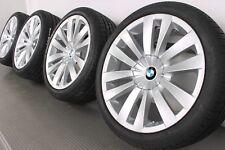 Original BMW 7er F01 F02 5er GT F07 20 Zoll Alufelgen 253 Sommerräder RDC 4s28