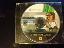 Grand Theft Auto IV -- Complete Edition (Microsoft Xbox 360, 2010) ***TESTED***