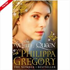 The white Queen Philippa Gregory - paperback
