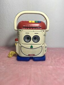 Rare 1996 Playskool Talking Mr Mike Voice Changer Toy Story Hasbro