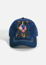 Dean Russo Pit Bull Lover Baseball Cap, Unisex, New, One Size, By The Mountain