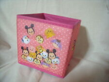 DISNEY-TSUM-TSUM ANIME-Kawaii! Small Storage Box from Japan
