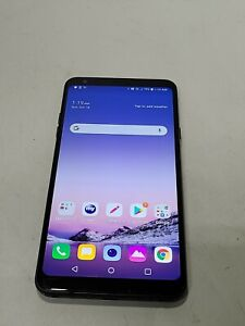 LG Stylo 4, 32GB, Black (Unlocked), Good Condition :A081