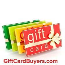 GiftCardBuyers.com Premium Domain Name - .Com (Gift Card Buyers)