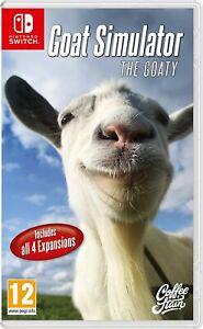 Goat Simulator: The GOATY (Nintendo Switch)