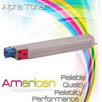 Magenta Toner for Okidata Oki C9650 C9650dn C9650hdn C9650n 42918982 High Yield
