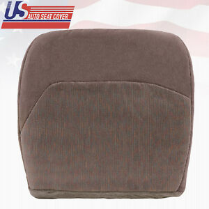 1994-1997 Ford F-150 F-250 F-350 XLT Driver Side Bottom Cloth Seat Cover Tan