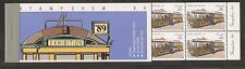 Australia Sc # 1156b Cable Car Melbourne- Stampshow'89- .Complete Booklet . Mnh
